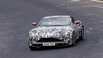 Aston Martin Vantage V8 Spy Pics