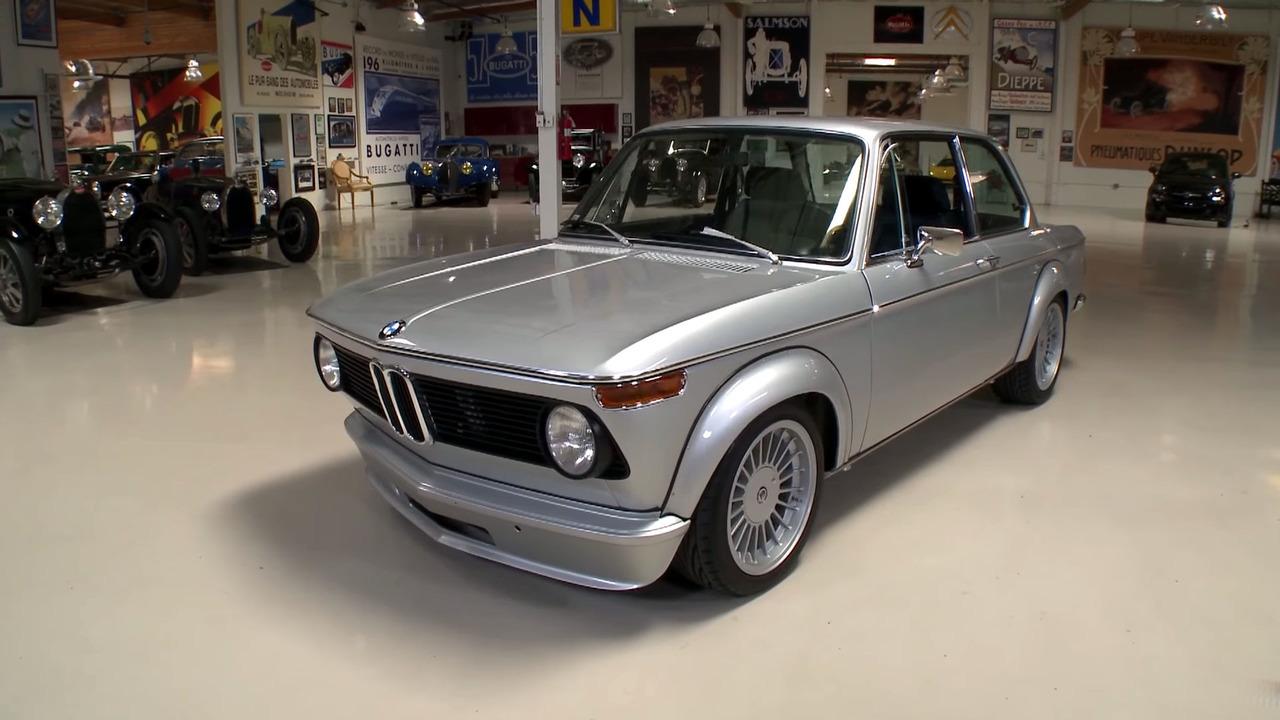 BMW 2002 Jay Leno