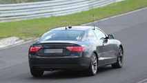 2016 Audi A5 chassis-mule