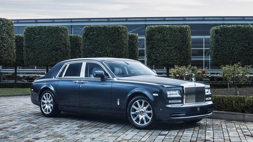 """Rolls-Royce crossover will be """"nearly as long"""" as the Phantom"""