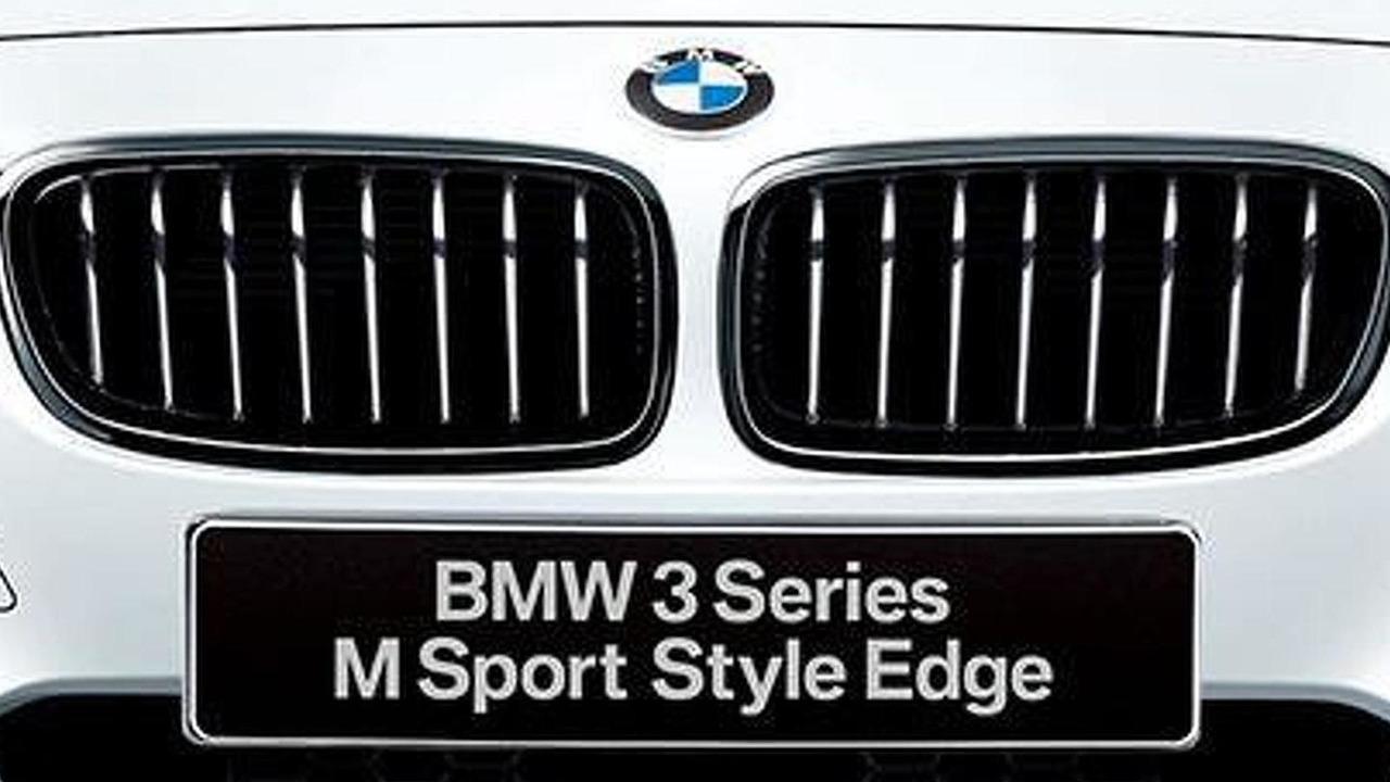 BMW 3-Series M Sport Style Edge (JDM-spec)