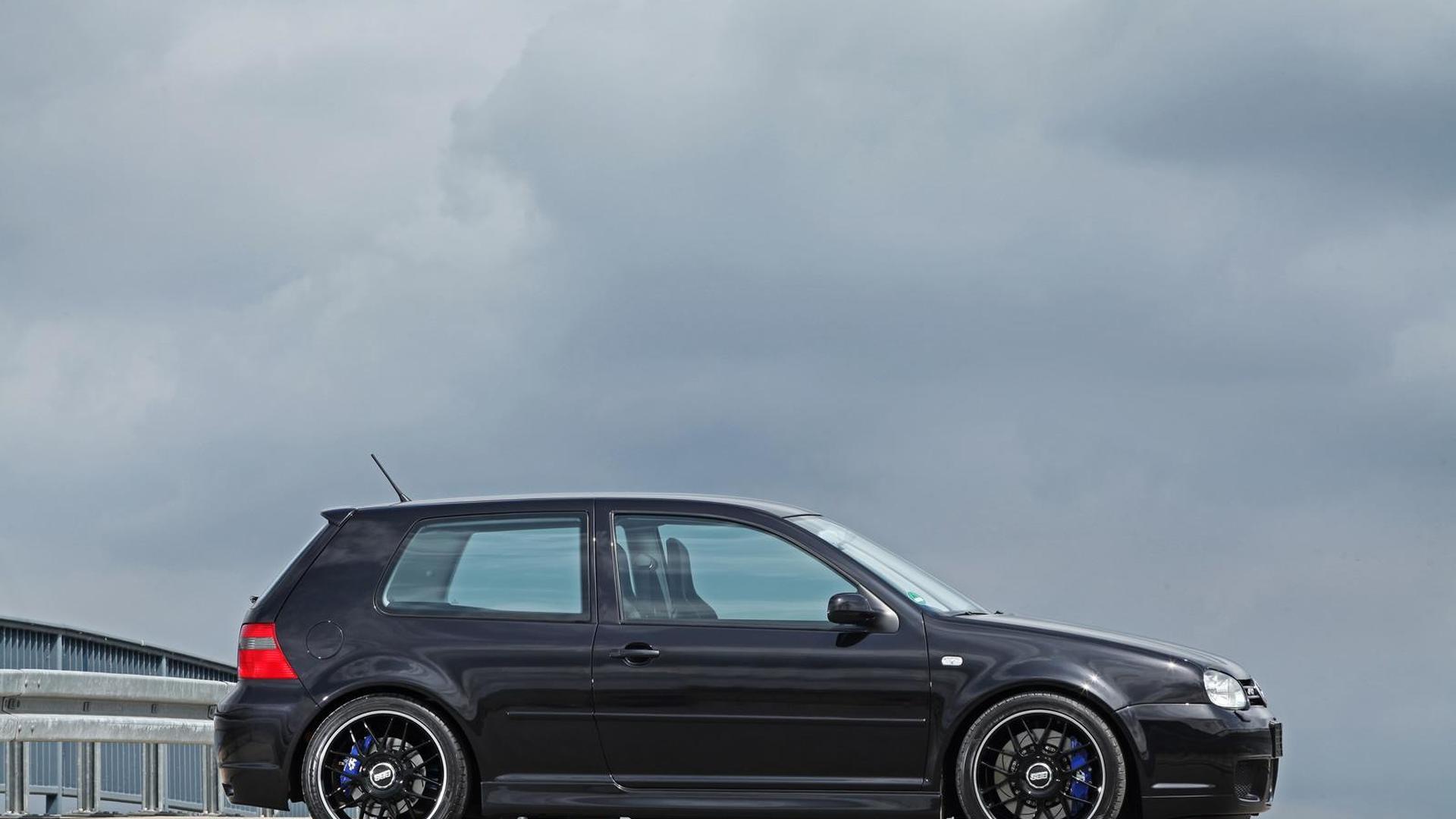 Быстрый Volkswagen Golf IV R32. Тюнинг от HPerformance