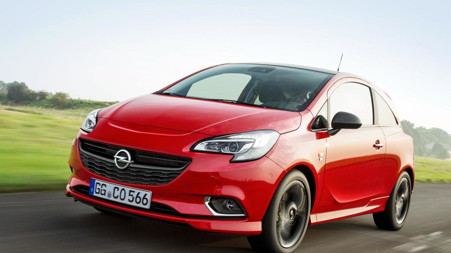 Opel showcases the Corsa OPC Line