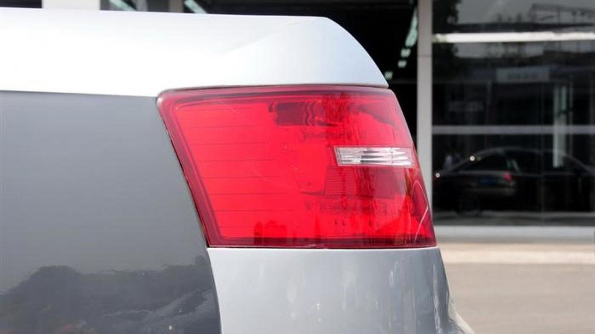 Задний фонарь Audi A6 Pickup