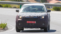 Qoros SUV spy photo