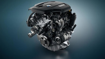 BMW TwinPower Turbo three-cylinder diesel engine