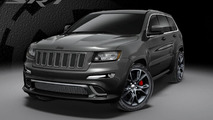 Jeep Grand Cherokee SRT8 Alpine & Vapor special editions announced [video]