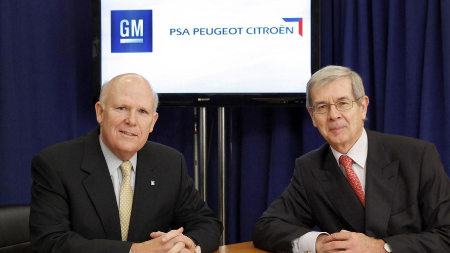 GM officially ties up with PSA Peugeot Citroen - first joint model coming by 2016