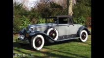 Cadillac Convertible Coupe