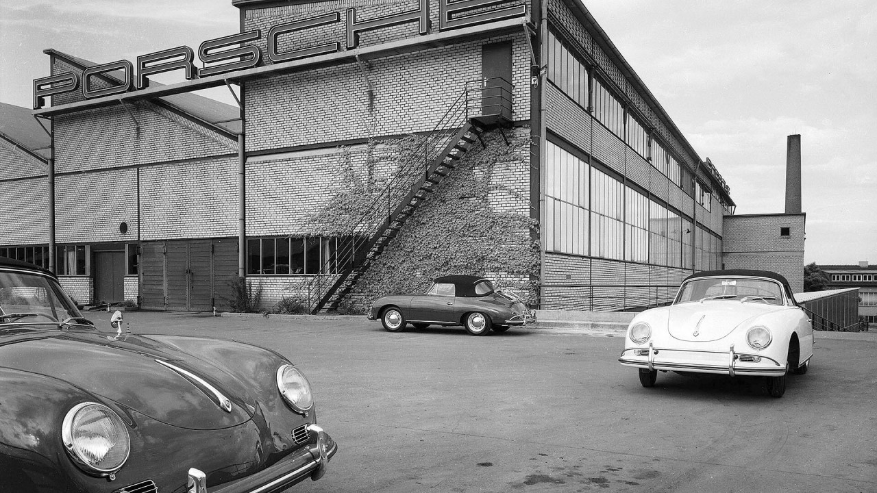 70 Jahre Porsche 356