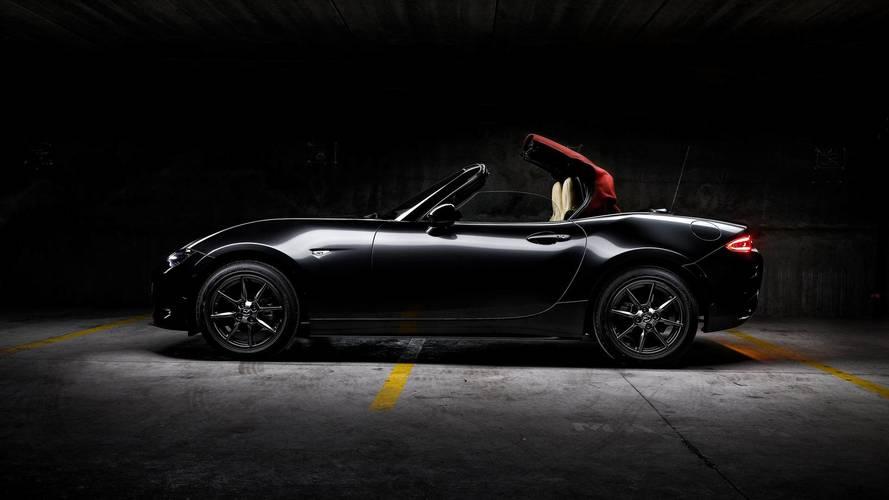Mazda MX-5 2019 restyling