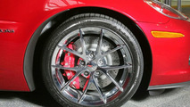 Blinged up alloys