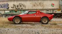 Lancia Stratos HF Stradale de 1974