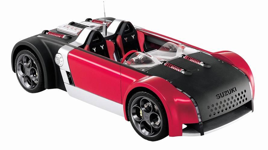 Suzuki GSX-R/4 concept