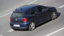 Volkswagen Polo R first spy photos 22.09.2011