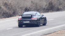 2013 Porsche 911 GT3 first spy pictures 05.12.2011