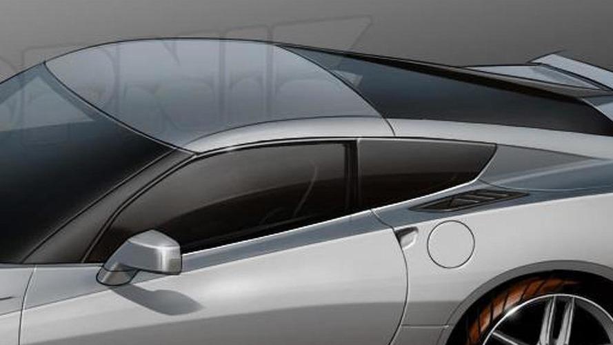 2015 Corvette ZR1 gets rendered