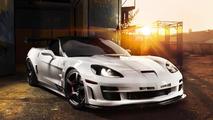 TIKT Corvette C6 ZR1 16.01.2012