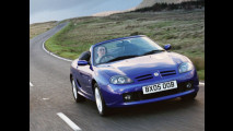 MG TF 2005
