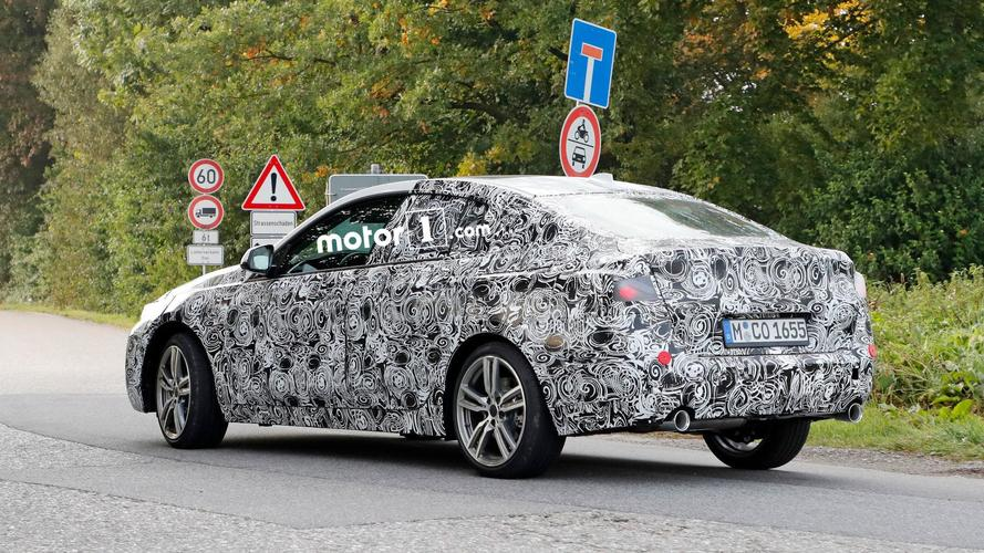 BMW Serie 2 Gran Coupé 2019 fotos espía