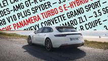 Porsche's Plug-In Wagon Is Quicker And Faster Than These Cars