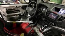 2017 Honda CR-V racing car