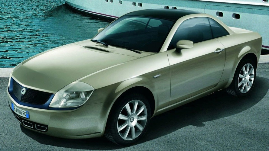 Lancia Fulva Concept Based Aurelia on the Horizon?