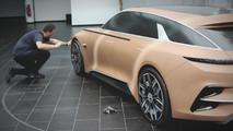 KIA Proceed Concept Frankfurt 2017