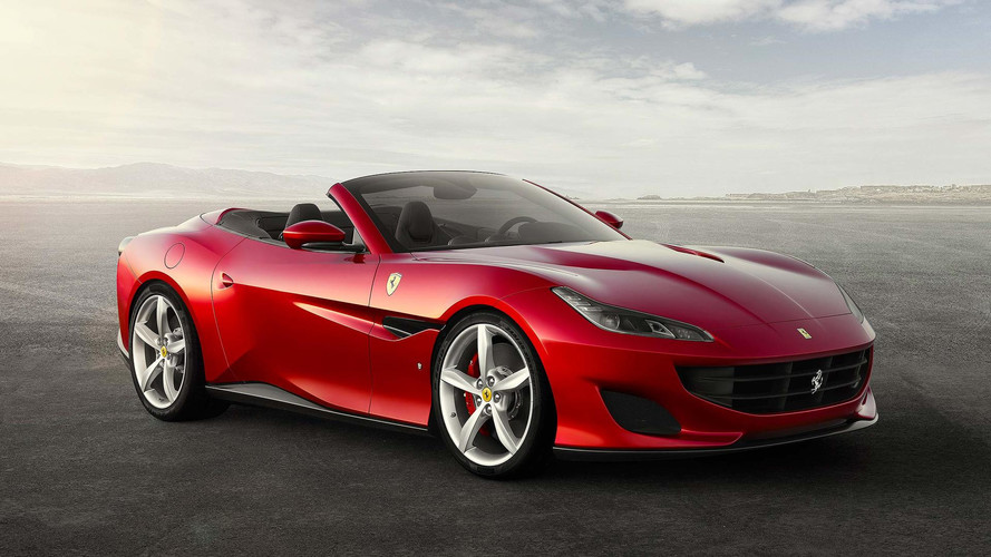 Ferrari Portofino, California T'nin yerini aldı