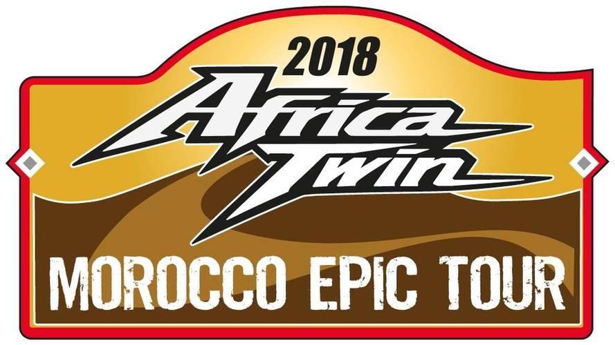 Honda España anuncia el segundo Africa Twin Morocco Epic Tour