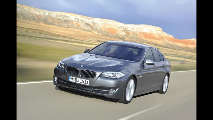 BMW Serie 5: i prezzi italiani