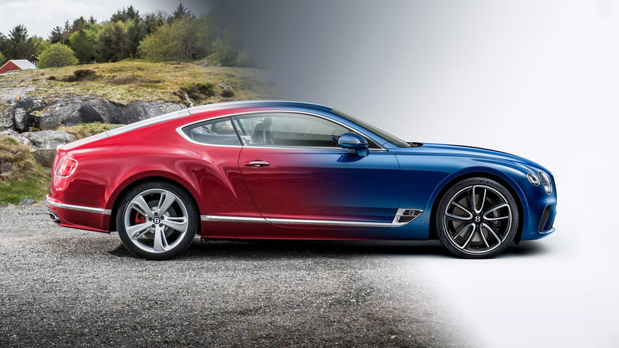 2018 Bentley Continental GT: See The Changes Side-By-Side