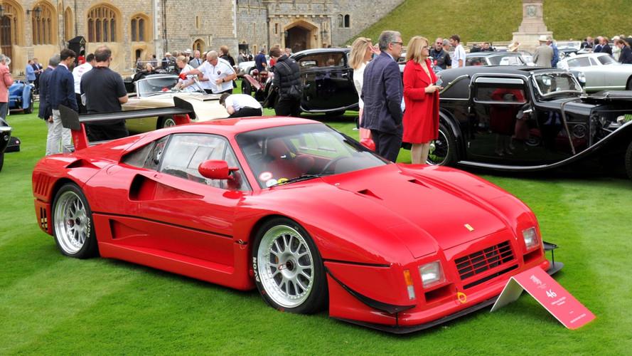 The Elusive Ferrari 288 GTO Evoluzione