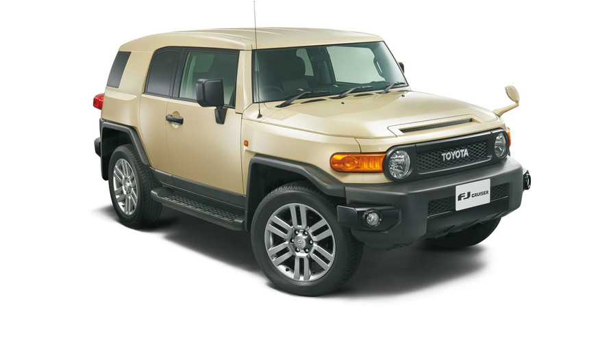 Toyota FJ Cruiser Final Edition: despedida a la japonesa