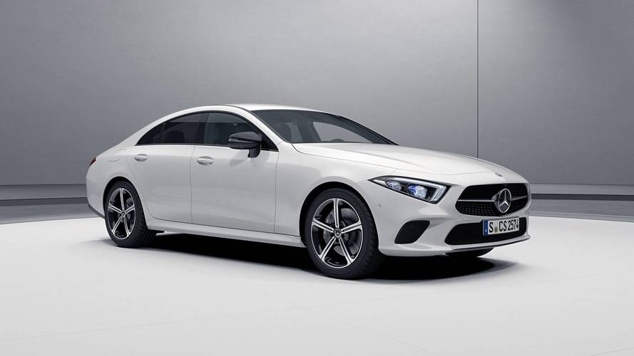 United Kingdom pricing announced for 2018 Mercedes-Benz CLS