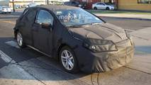 Toyota Corolla iM spy photo