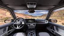 2019 Mercedes-Benz G-Class Interior