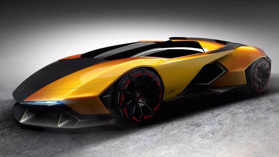 Lamborghini Apis, gerçekle hayalin kaybolduğu çizgide