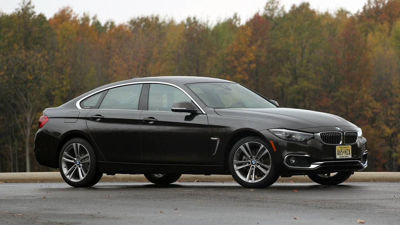 2018 bmw 430i gran coupe review better than the 3 series. Black Bedroom Furniture Sets. Home Design Ideas