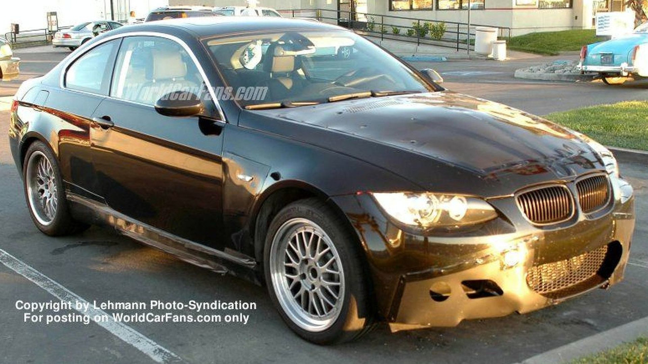 SPY PHOTOS: BMW M3