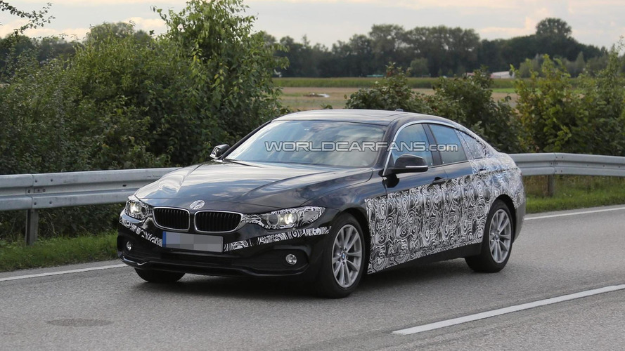 BMW 4-Series GranCoupe on sale next June, M version slated for 2015 - report
