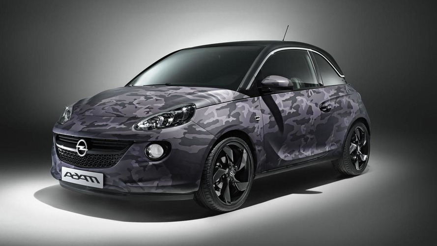 Opel & Bryan Adams unveil the ADAM by Bryan Adams