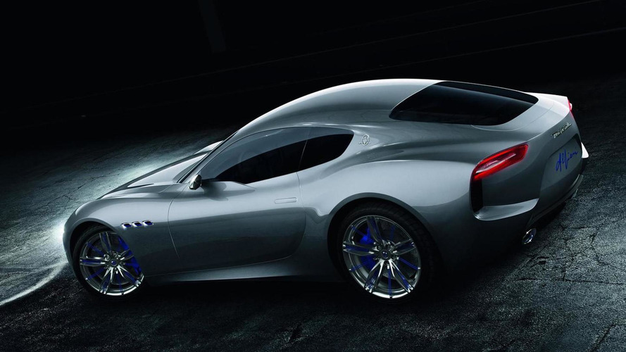 Maserati will offer no new sports cars until 2020