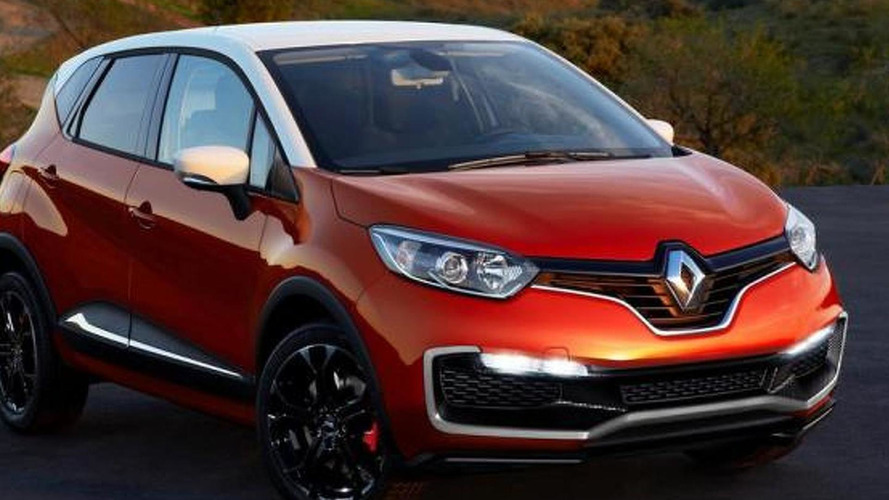 Renault Captur RS still under consideration - report