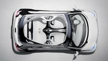 Smart ForJoy concept leaked photo 04.9.2013