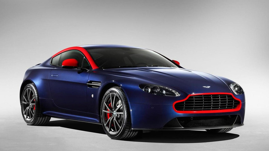 Aston Martin announces V8 Vantage N430 and DB9 Carbon Black & White special editions
