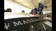 Adrian Newey al Trofeo Maserati GranTurismo MC 2011 al Mugello
