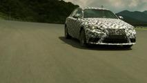 2014 Lexus IS screen shot 07.12.2012