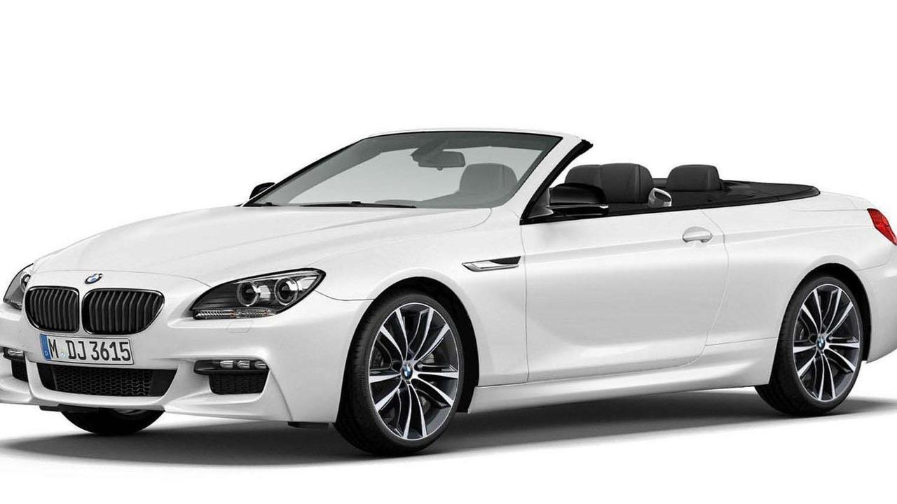 2014 BMW 6-Series Convertible Frozen Brilliant White Edition 26.3.2013