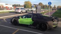 Lamborghini Aventador Roadster spy photo 09.11.2012